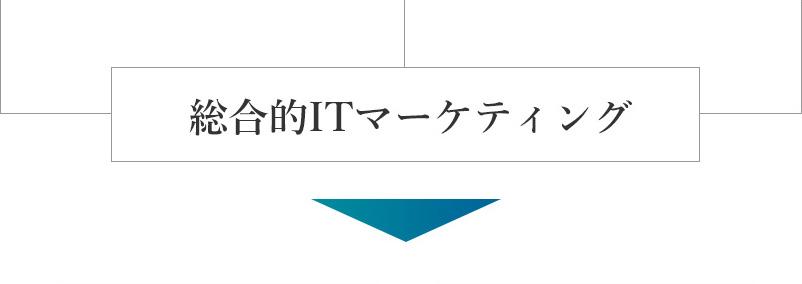 総合的ITマーケティング→